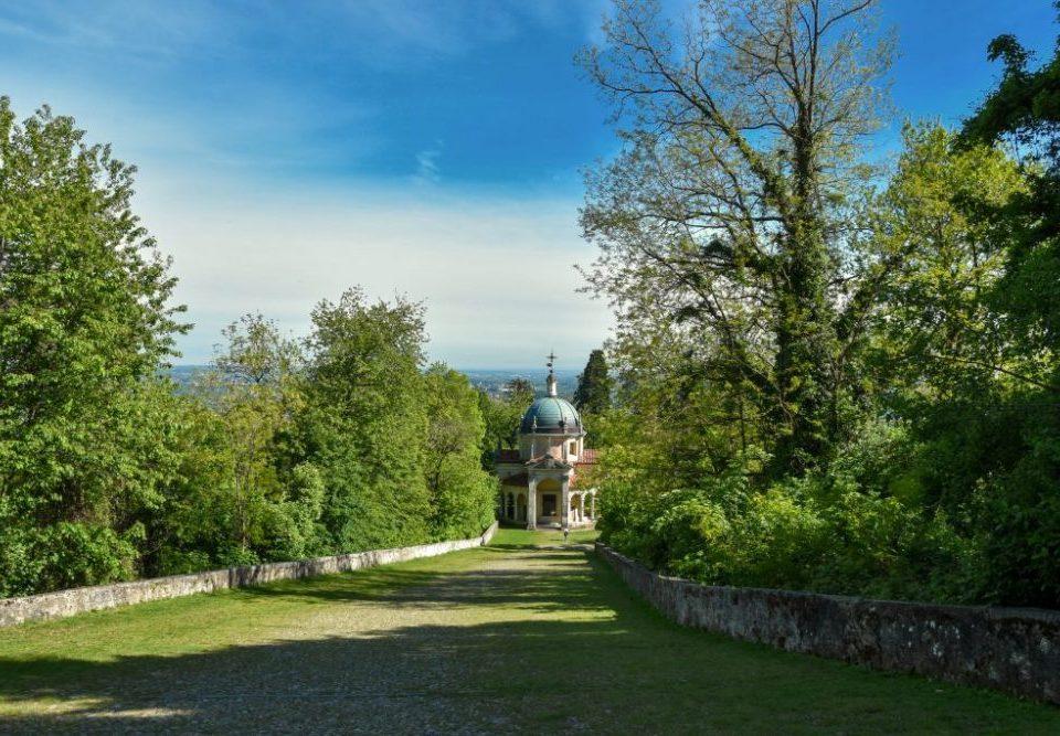Sacro Monte Cappelle - la Via Francisca