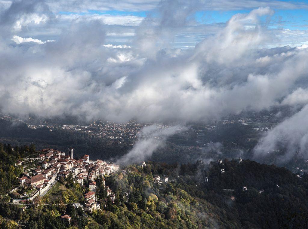 Sacro Monte - La via Francisca