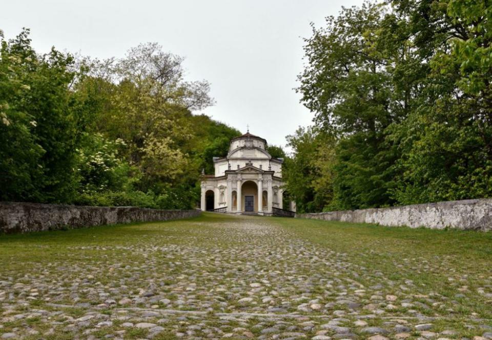 Sacro Monte - 2 tappa la Via Francisca