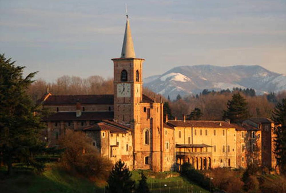 Collegiata di Castiglione Olona - La via Francisca