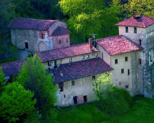 Monastero di Torba - la via francisca