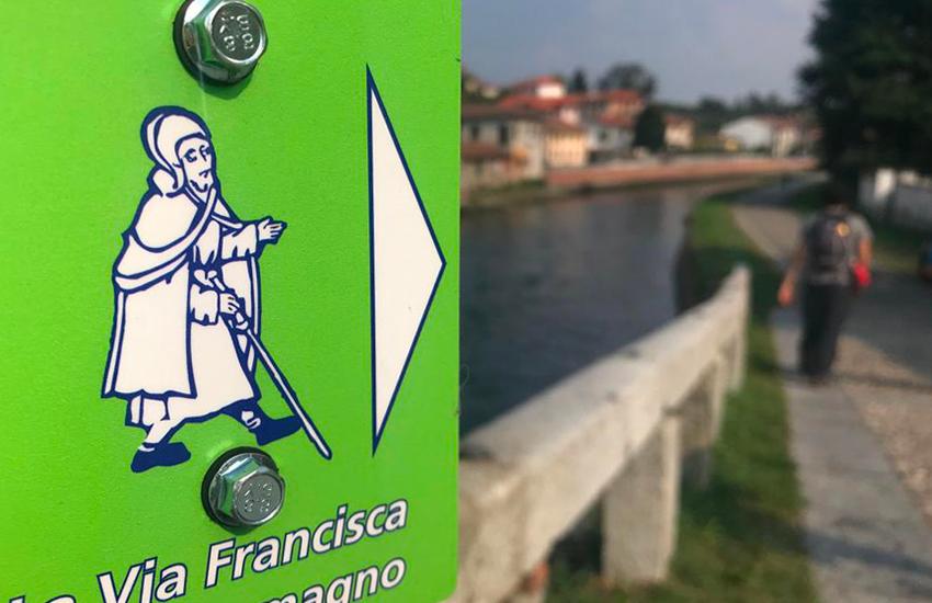 La Via Francisca