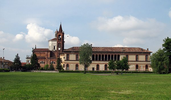 Canonica Bernate - Via Francisca