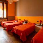 Centro Giovanile Stoà, accoglienze sul cammino della via Francisca,camere da letto