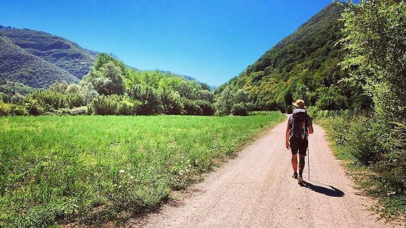 il cammino - via francisca
