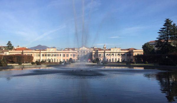 Giardini Estensi - La Via Francisca