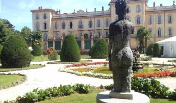 Villa Recalcati - La Via Francisca