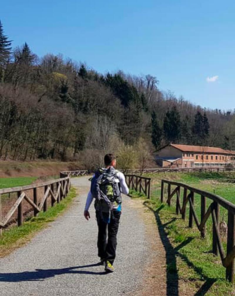 Il cammino - La via Francisca