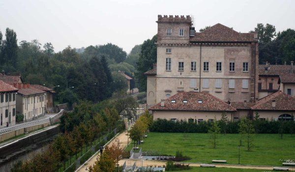 palazzo archinto - La via Francisca