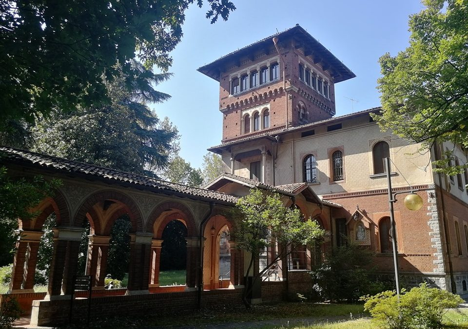 villa pomini
