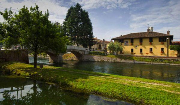 Cassinetta di lugagnano - La via francisca