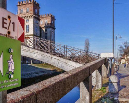 Tappa 4 Abbiategrasso - Pavia Bicicletta