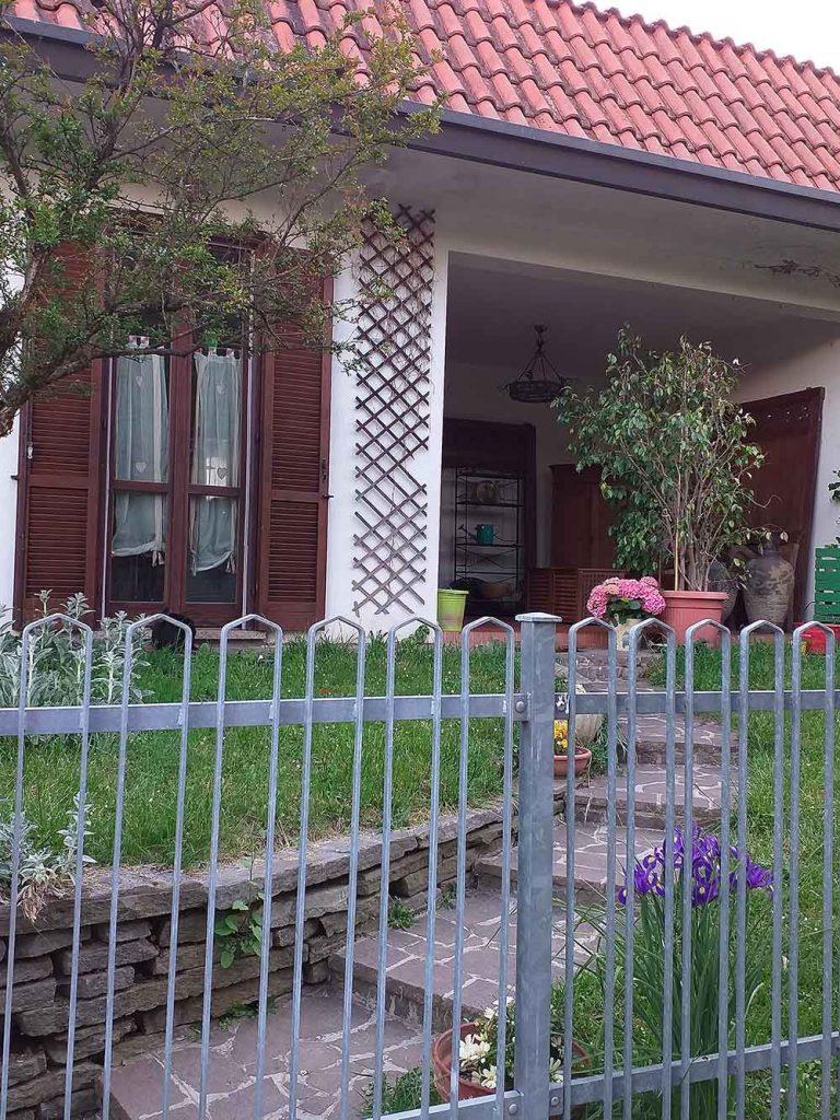 casa nel parco delle roggie