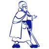 La Via Francisca - Logo