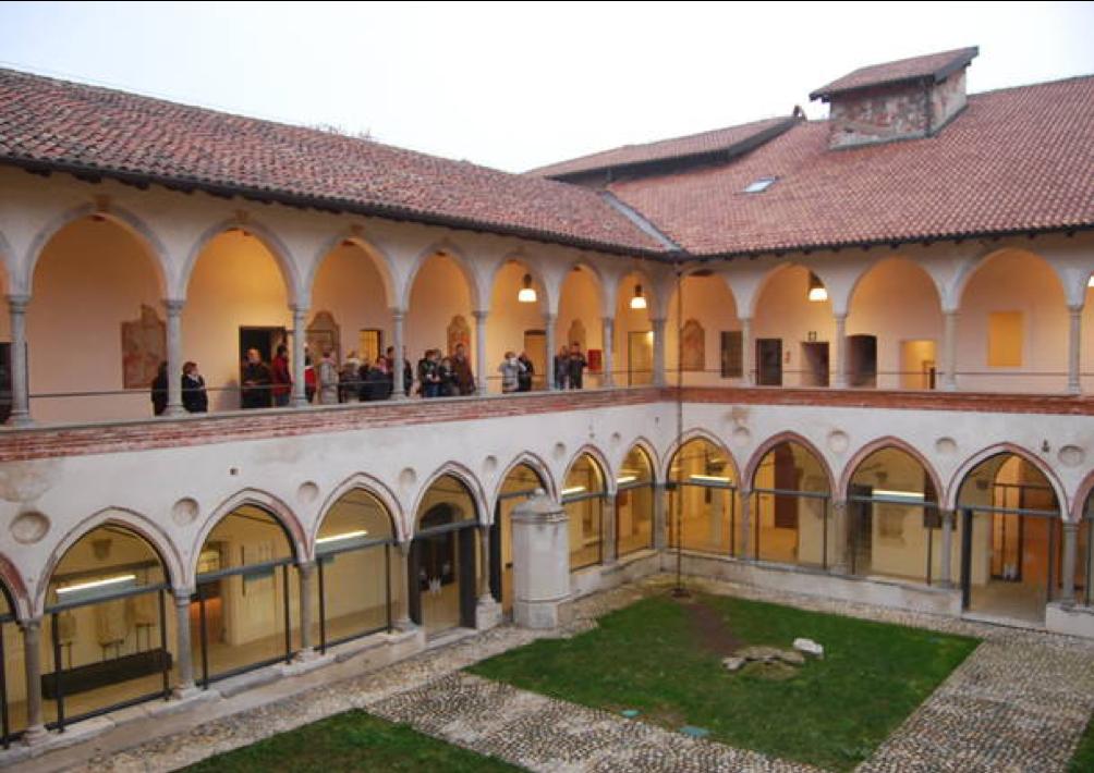 Monastero di Cairate - La via francisca